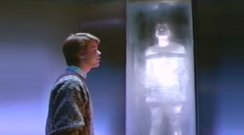 Chris discovers Tom Cruise's scientology hyperbolic chamber, the only side effect is continual shrinkage