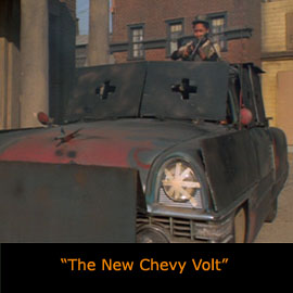The New Chevy Volt